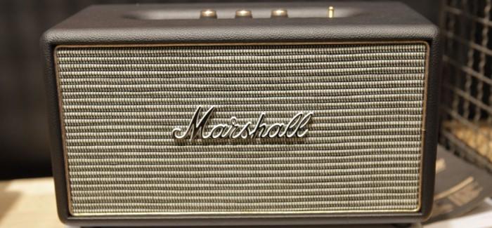 Marshall zorgt voor rock & roll op de IFA