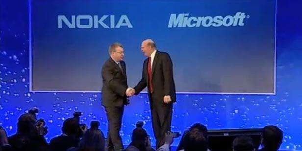Nokia's zijn van heden Microsoft Lumia's