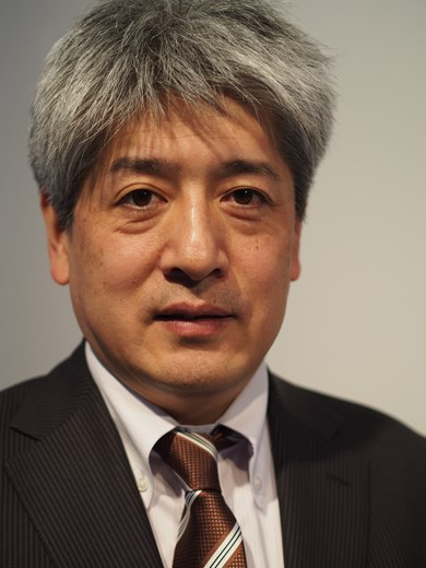 Toshi Terada gaat niet hard op Android