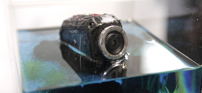 JVC-GCXA2BEU in water