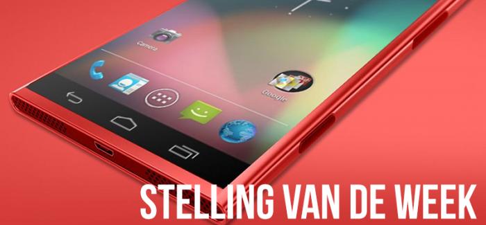 Stelling: Met Android was Nokia nog marktleider