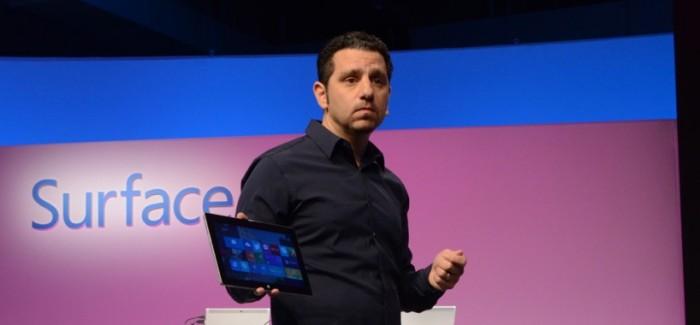 Microsoft's Surface 2 stemt een beetje droevig