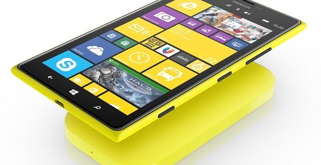 Nokia op grote toer met 1520 en 2520 tablet
