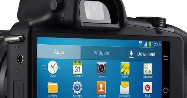 Stelling: 'Android nog niet geschikt voor camera's'