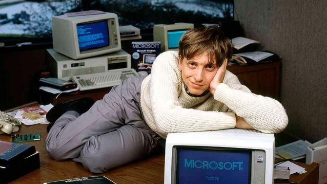 Het gerucht gaat dat Bill Gates zelf vroeger er twee pakjes per dag doorheen joeg. Sigaretten dan.