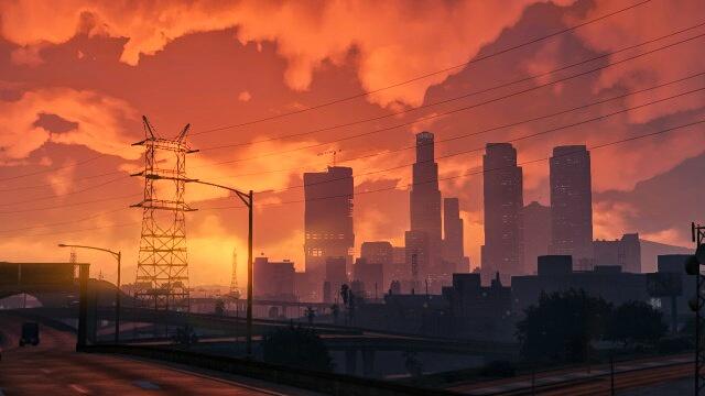 Luchtvervuiling: verantwoordelijk voor mooie foto's sinds 1970