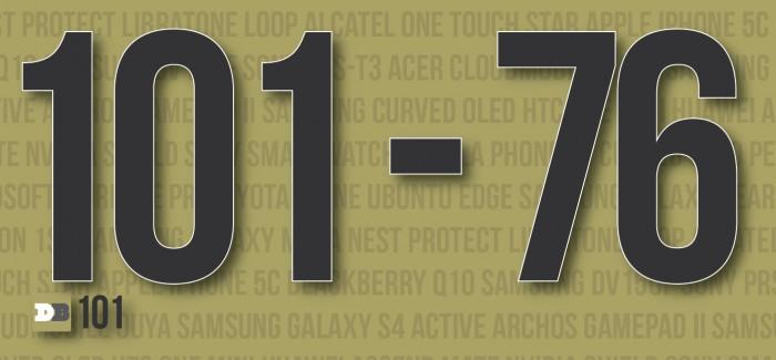 Draadbreuk top 101 van 2013: deel 1
