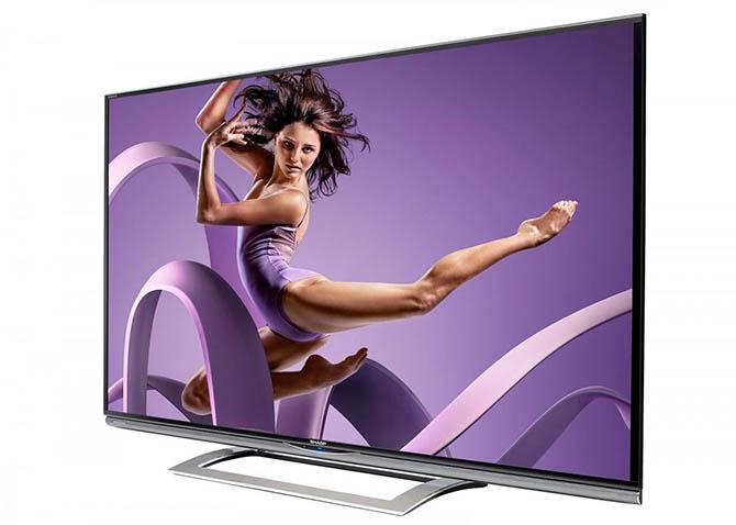 Sharp Aquos 4K televisie