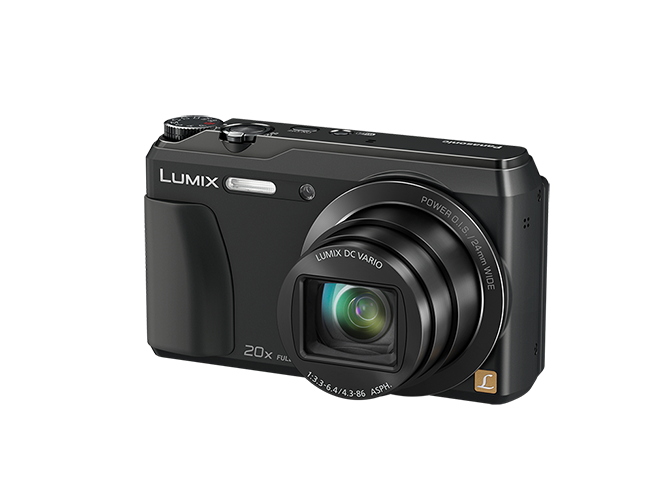 Lumix DMC-TZ55 camera