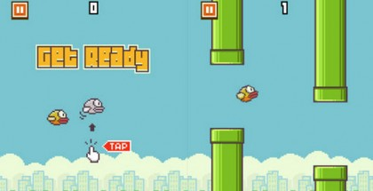Te koop: iPhone met Flappy Bird