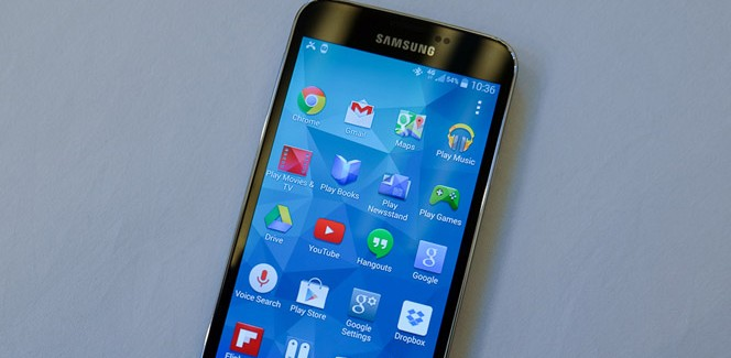 MWC 2014: de Samsung Galaxy S5 is hier!