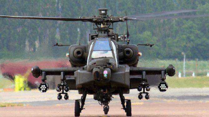 Goed, een echte helikopter komt natuurlijk veel harder aan
