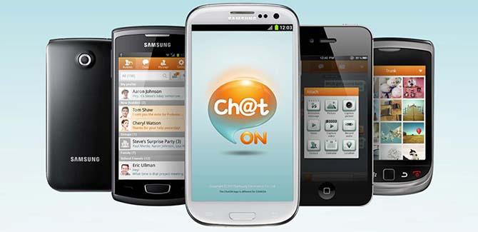 Samsung ChatOn: 5 redenen om het niet te gebruiken