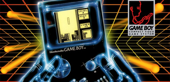 Nintendo Game Boy 25 jaar