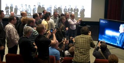 Met zijn allen kijken naar Kevin Spacey! In 4K.