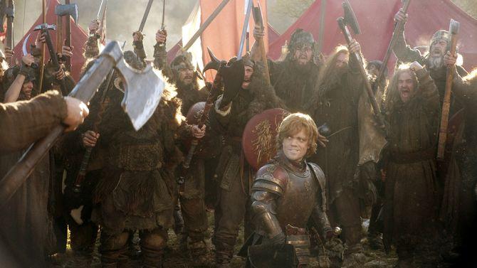 Oorlog, intriges, blote tieten: onze maatschappij was bijna een aflevering van Game Of Thrones