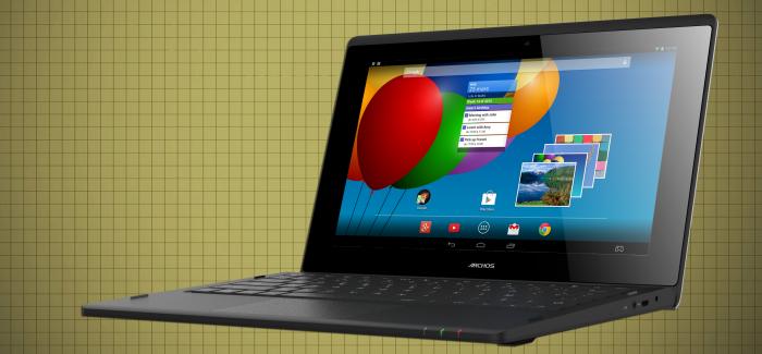 Archos lanceert netbook met Android