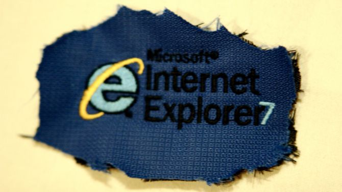 De mensen die voor geld over Internet Explorer schrijven, komen er doorgaans niet zonder kleerscheuren van af