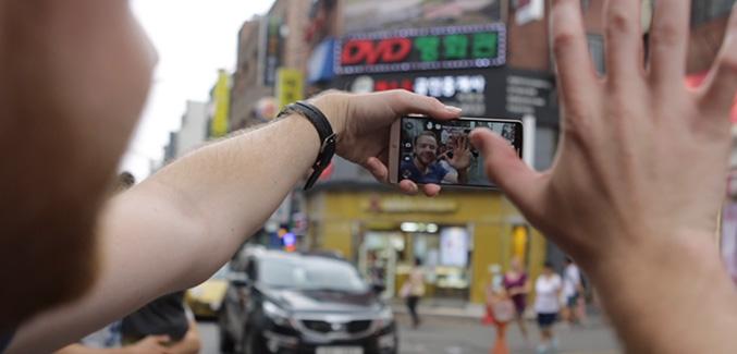 Test: LG G3 camera