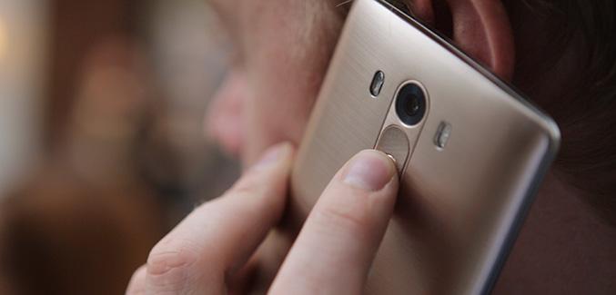 Review LG G3: design