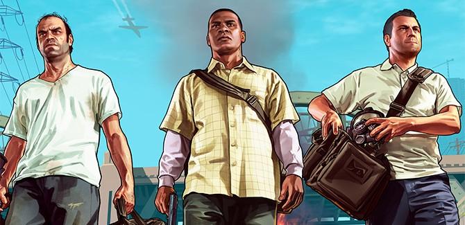 GTA V eindelijk op PS4, Xbox One en PC
