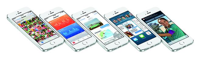 iOS8 van Apple