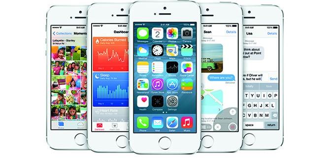Apple presenteert geen iPhone 6, wél iOS8