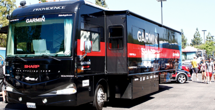 Garmin-Sharp bus