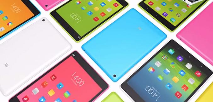 Xiaomi Mipad blijkbaar groot succes