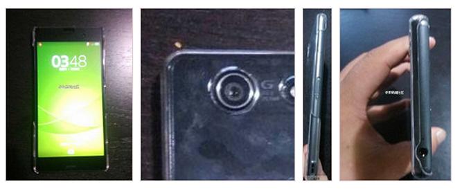 Xperia Z3 Compact foto