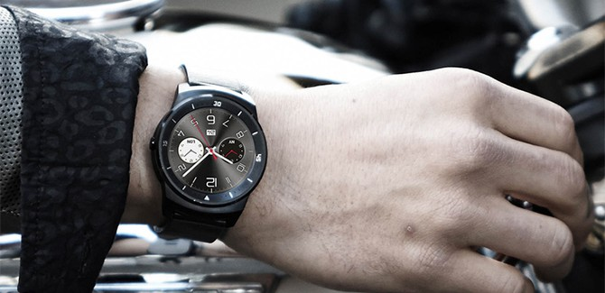 LG G Watch R en Samsung Gear S smartwatches gepresenteerd