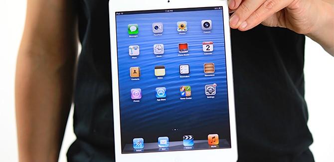 Nieuwe generatie tablets? Hoe dommer, hoe beter