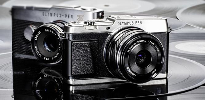 Olympus lanceert twee nieuwe PEN-camera's