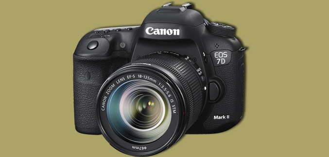 Canon introduceert EOS 7D Mark II