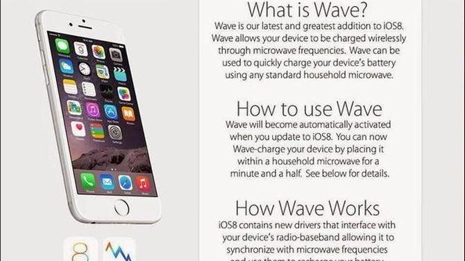 Apple Wave is inmiddels net zo'n groot succes als Google Wave
