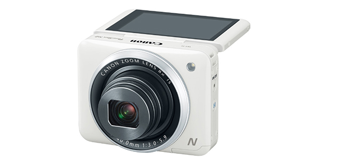 Nieuwe selfiecam van Canon: waarom?