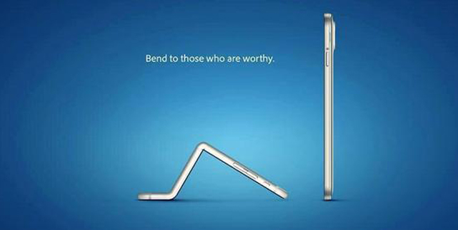De 7+1 leukste iPhone 6 #bendgate-inhakers