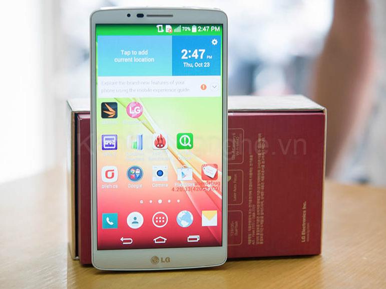 LG Liger smartphone