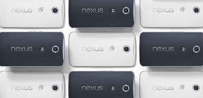 Nexus 6: groot, compleet en waterdicht
