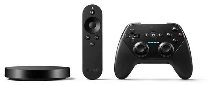 nexus-player-controller