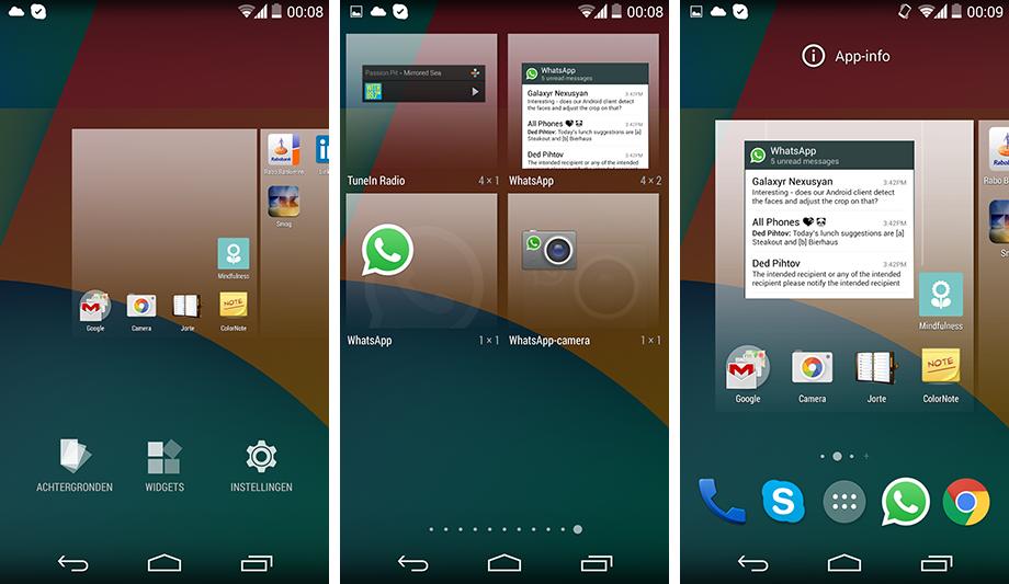 De Whatsapp-widget plaatsen in drie stappen. Das geht so!