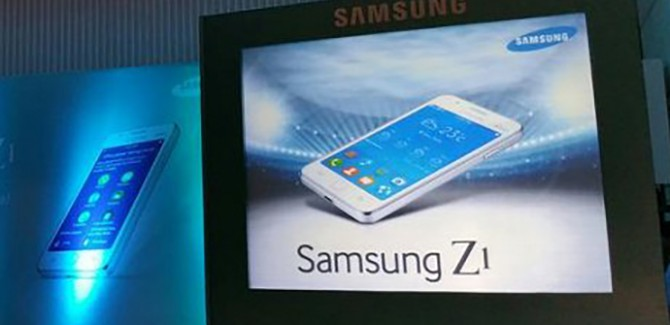 De wandelgangen: Samsung Z1, Lumia 1330 en Huawei Ascend P8