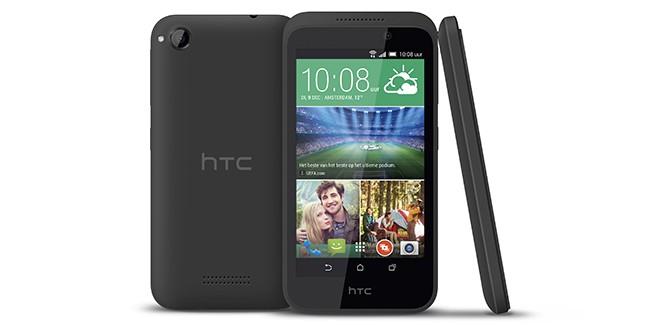 HTC Desire 320 voor weinig verlangen