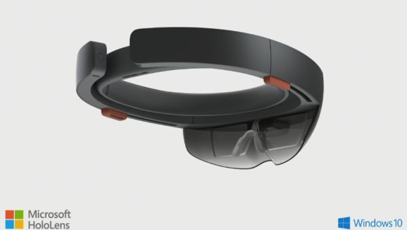 Geen grap: Microsoft presenteert Windows Holographic