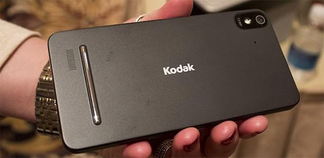 Kodak IM5: smartphone van voormalige fotogigant