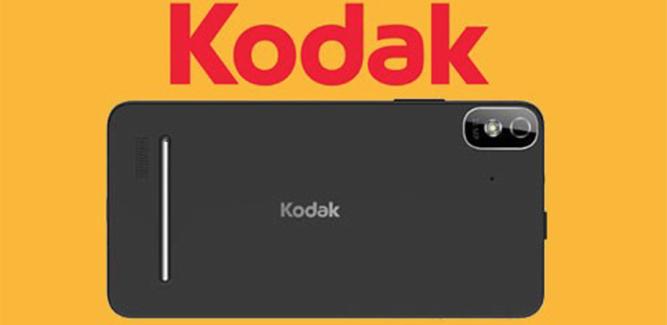 Logo met Kodak IM5