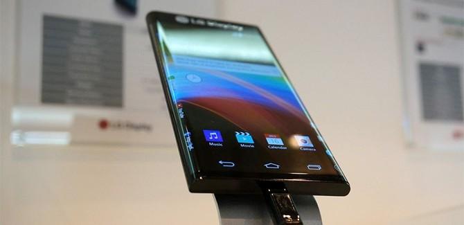 Wat Samsung kan met de Note Edge, wil LG beter doen