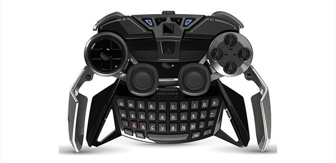 Mad Catz LYNX 9 is de Optimus Prime onder de gamecontrollers