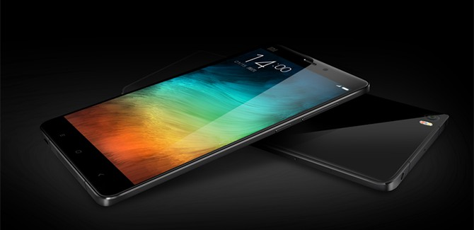 Xiaomi presenteert Galaxy Note en 6 Plus concurrenten