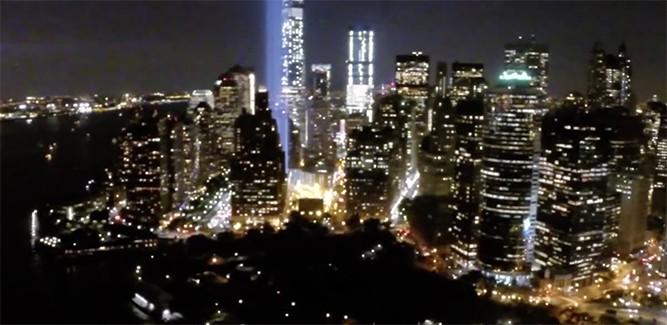 Drone-video: New York in optima forma